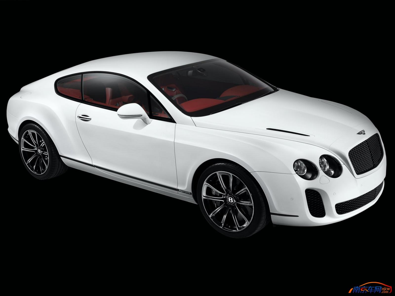 宾利欧陆supersports 10款首发新车亮相日内瓦 新
