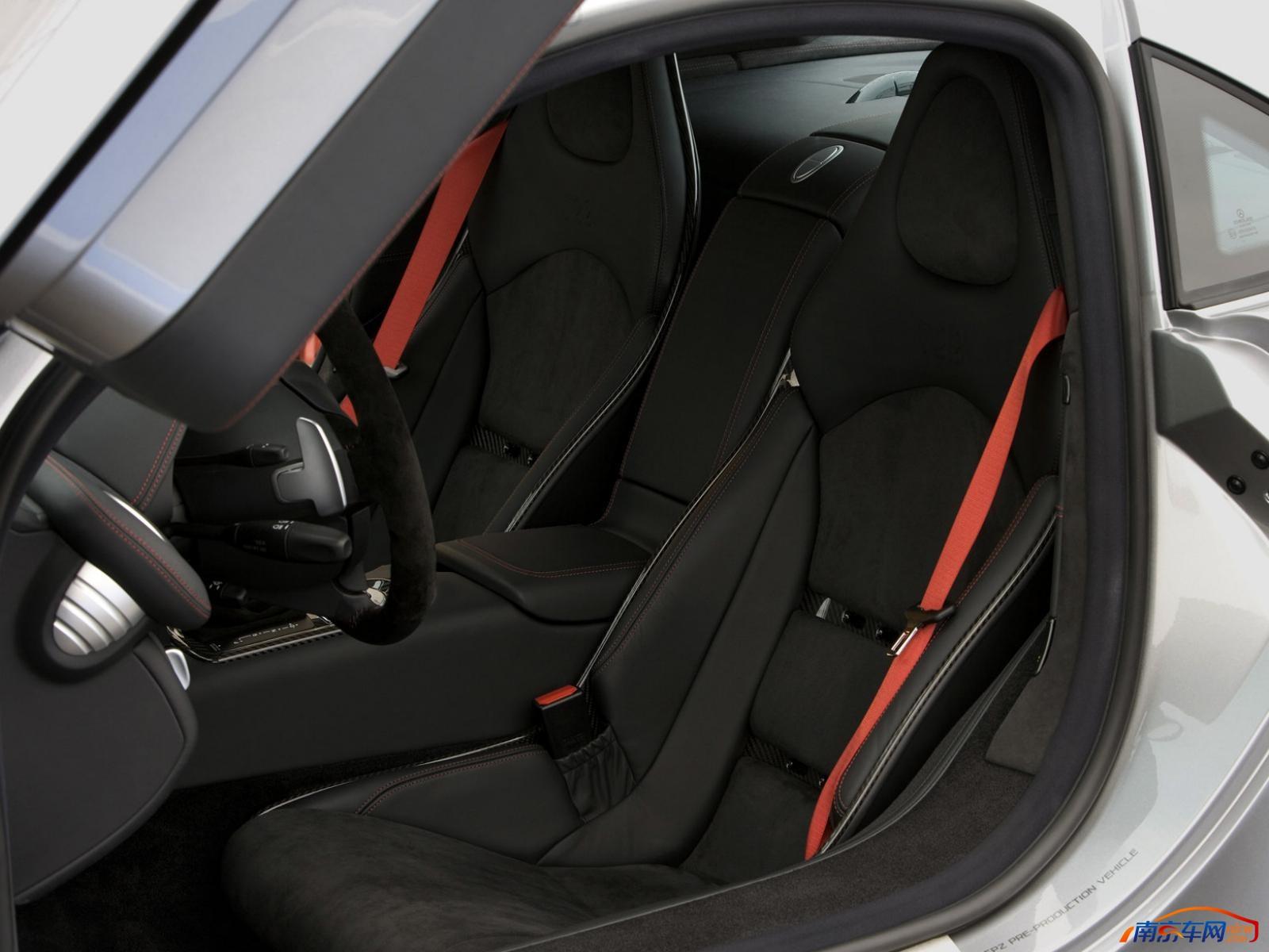2007款梅赛德斯奔驰slr722