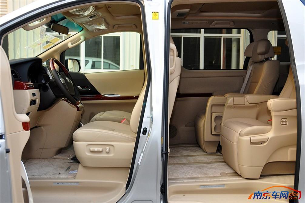 丰田 埃尔法 2010款丰田埃尔法汽车图库高清图片
