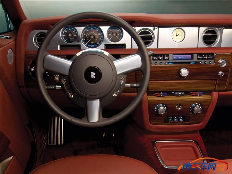 2009款劳斯莱斯幻影轿跑 高清 图片 2009款劳斯莱斯幻影轿高清图片