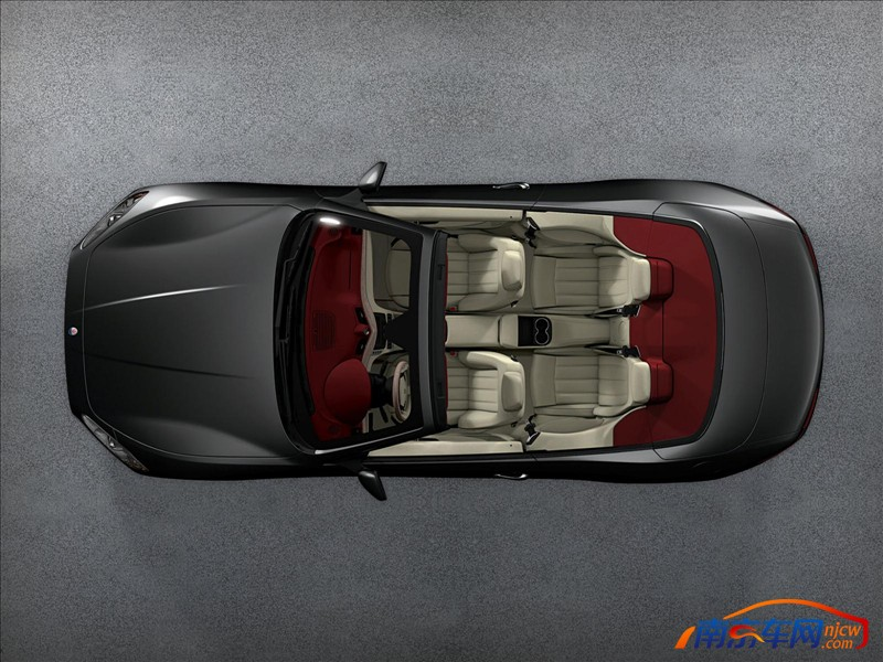 2011款玛莎拉蒂grancabrio 外观 高清图片