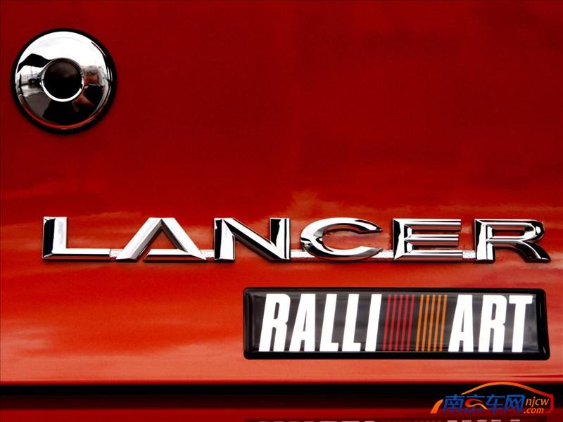 南京/2009款三菱Lancer Sportback Ralliart 其它