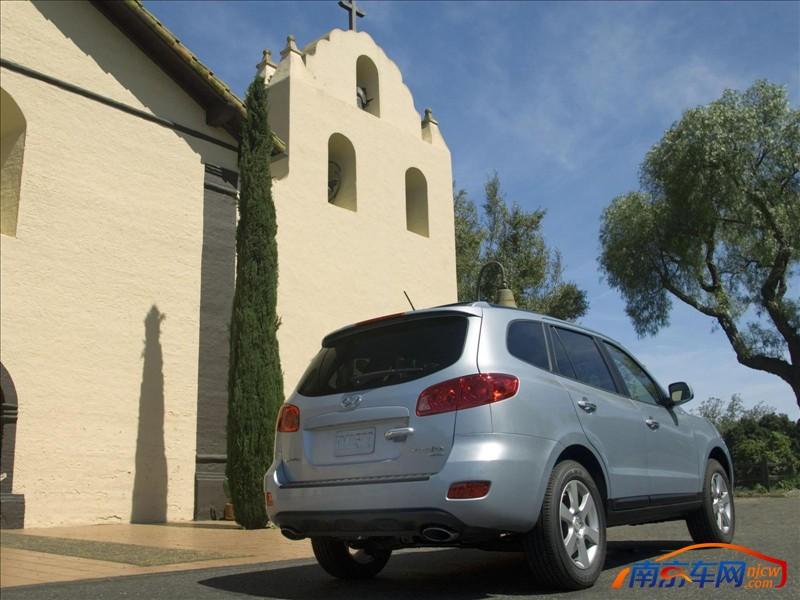 2007款现代圣达菲 2007款现代圣达菲 112792 南京 autoSeries.高清图片