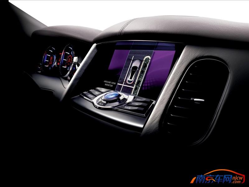 2007款英菲尼迪ex概念车 高清 图片 2007款英菲尼迪ex概念高清图片