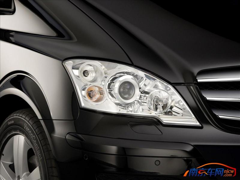 2011款梅赛德斯奔驰viano 其它 高清图片