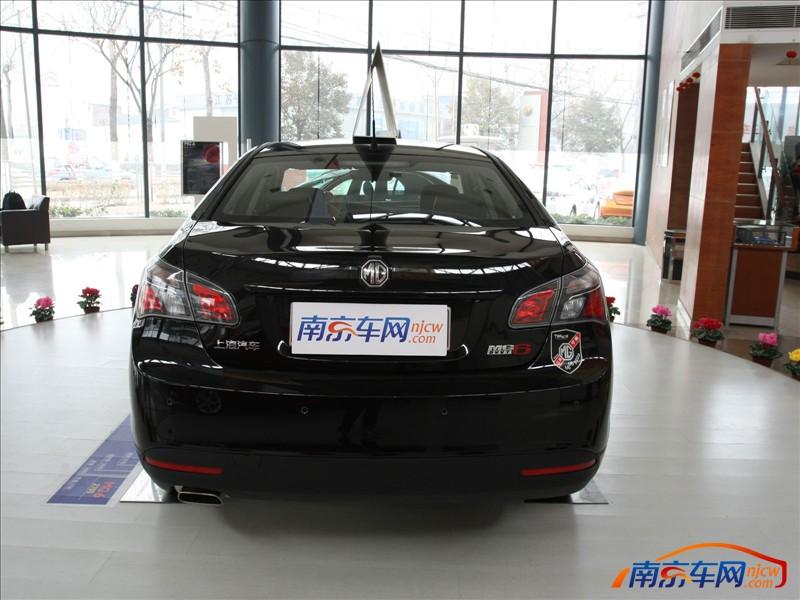 【图片】上海汽车MG6高清图片 上海汽车M