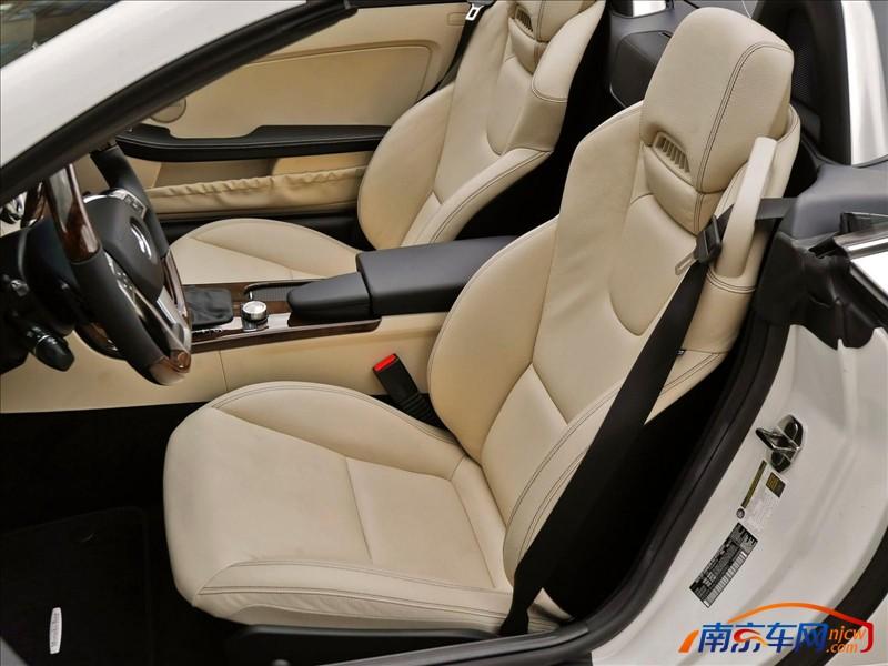 2012款梅赛德斯奔驰slk350 内饰高清图片
