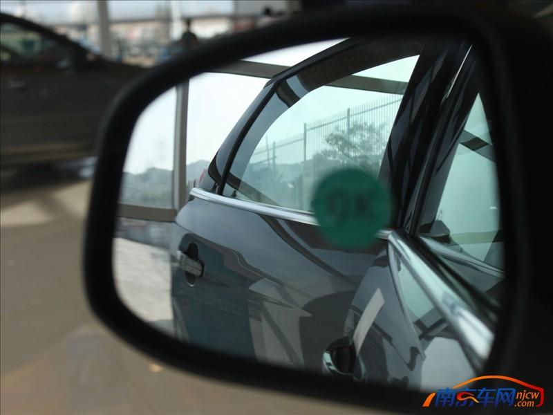 2012款福克斯 2012款福克斯 180725 南京长安福特福克斯高清图片