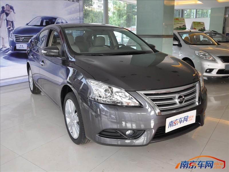 南京车网 汽车图库 东风日产 轩逸 2012款 轩逸  25 80