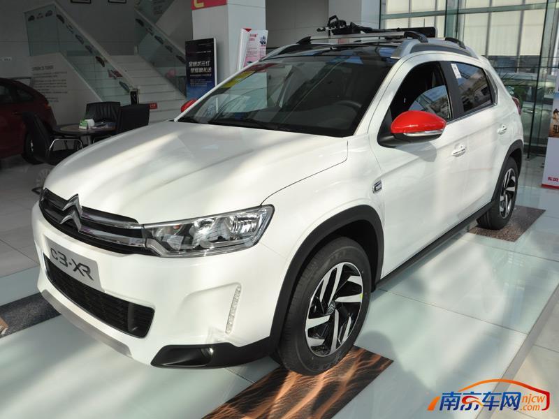 2015款 东风雪铁龙 C3-XR 外观