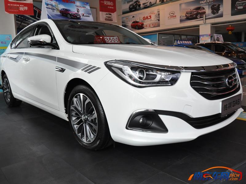 2015款 广汽传祺 GA6 外观