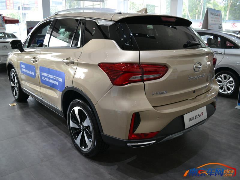 2018款 广汽传祺GS4 外观