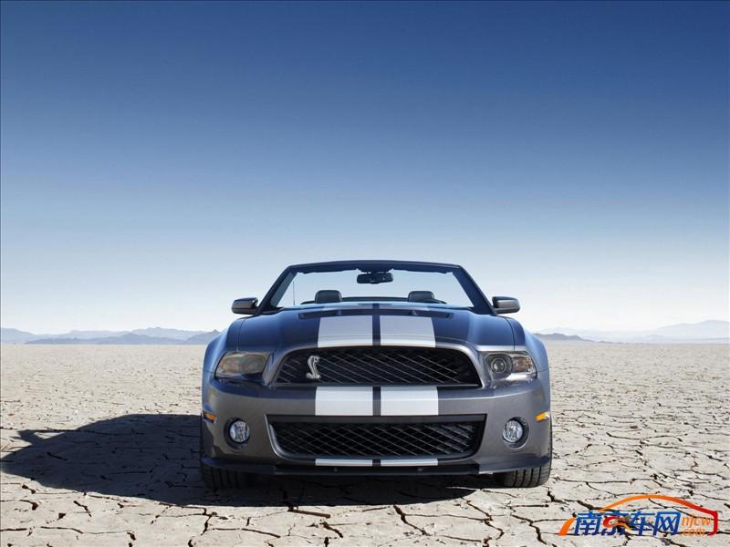 【图片】2010款福特野马蝰蛇gt500 高清 图片 2010款福特野马蝰蛇gt500 68274 南京福特 进口