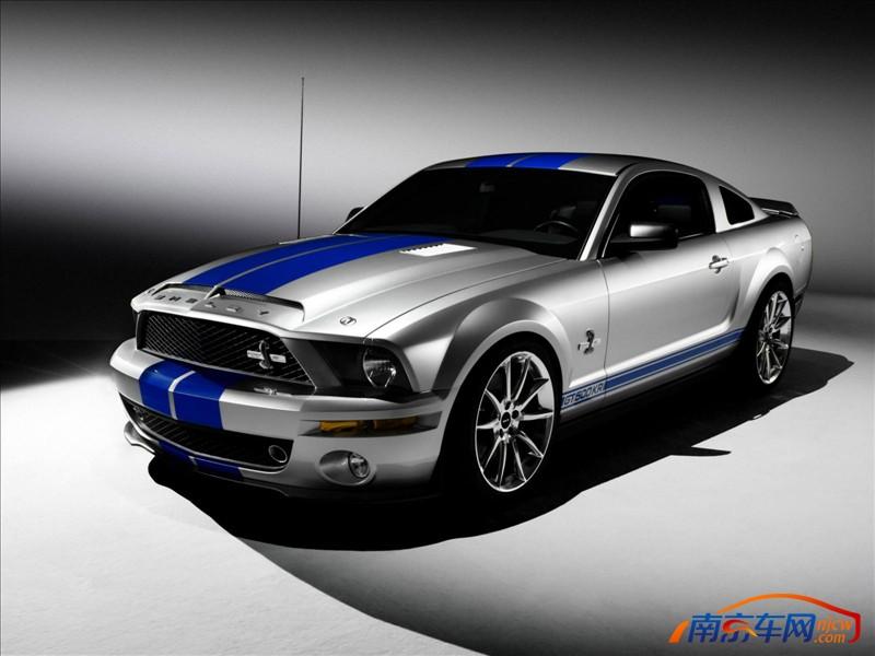 2008款福特野马蝰蛇GT500KR 高清 图片 2008款福特野马蝰蛇GT500高清图片