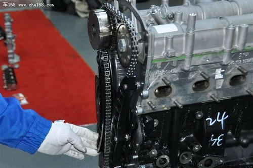 4tsi发动机深入研究 正时系统及缸盖