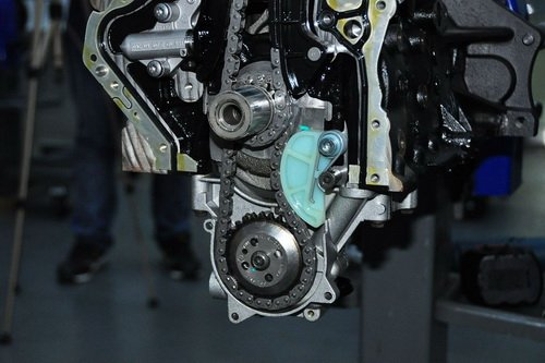 4tsi发动机 传动链条_大众1.4tsi发动机深入研究