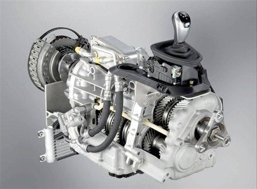 高转速V8发动机所设计的双离合器变速箱-双离合变速器 代表车型 双离