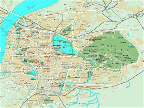 中至镇葛庄村地图