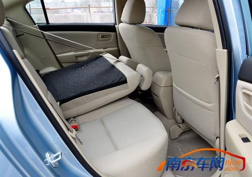 南京马自达3经典款 现车不足得到缓解高清图片