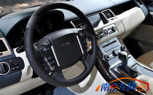 南京2011款路虎发现4有现车 提车需加价 高清图片
