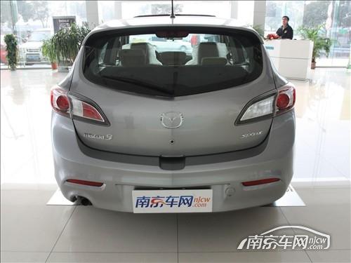 南京马自达3经典款有现车 优惠1万享补贴高清图片