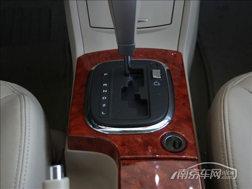 荣威350自动变速器-节能减排 9款低油耗自主品牌紧凑车推荐高清图片