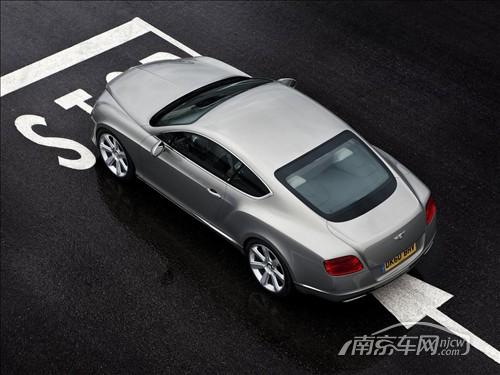 南京宾利2012款欧陆gt 即将上市接受预订高清图片