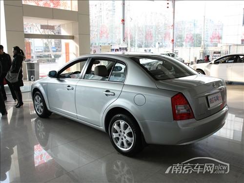 南京奔腾b70让5000元 豪华型优惠达1.2万高清图片