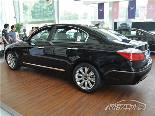 南京进口现代劳恩斯 获赠36666元购置税 高清图片