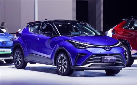 一汽丰田多款新品强势亮相上海车展值得期待