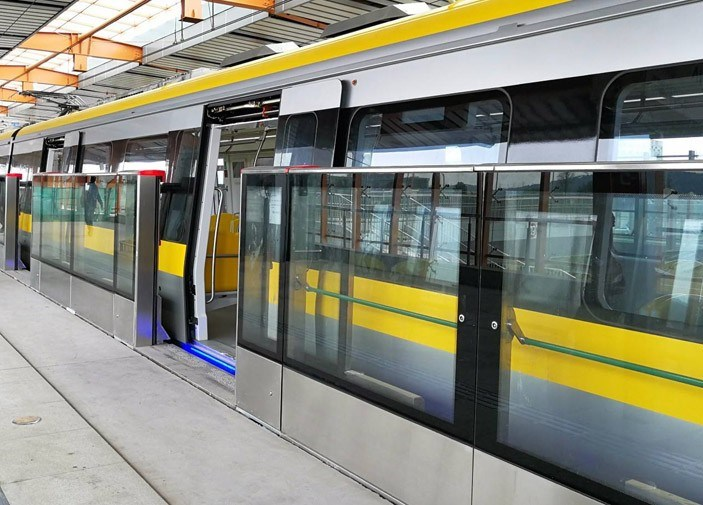 南京地铁s9线行车间隔j将缩短 4号线增加运力
