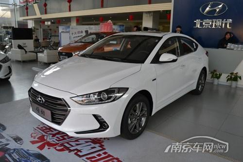 南京北京现代领动有现车 全系优惠0.4万