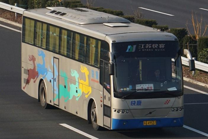 南京到盐城、南通的大巴恢复