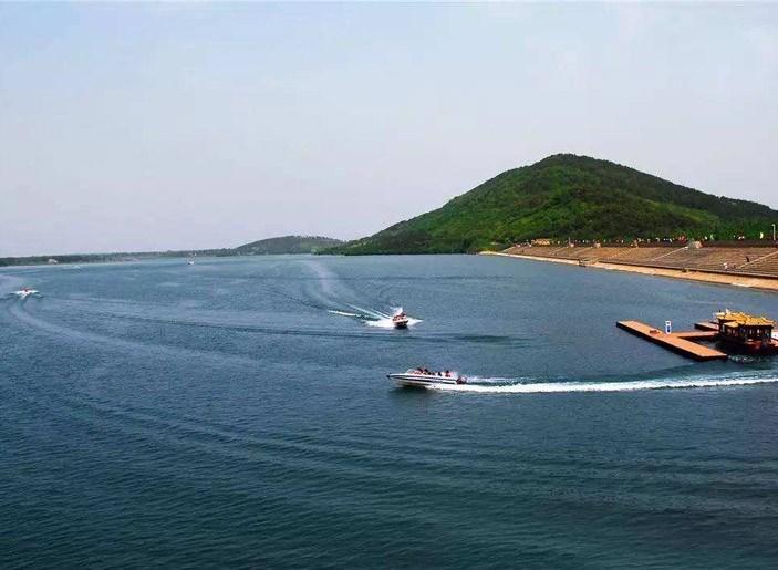 """免费日:12月20日    金牛湖风景区位于六合区东北部,享有""""南京"""