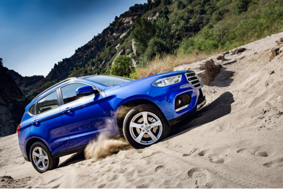 高品质、硬实力,属于年轻人的专业SUV—哈弗H2